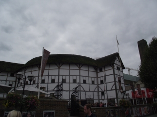 Shakespeare's Globe Theatre.