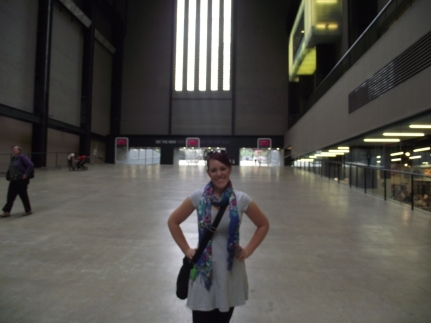 Inside the Tate Modern