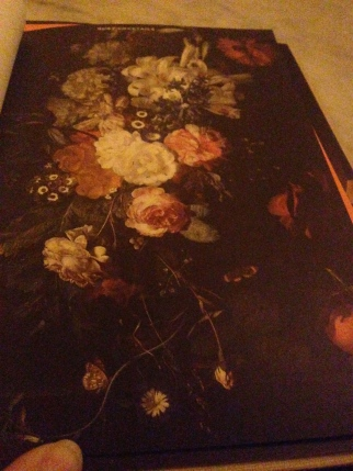 This was the menu at Ruby. It reminded me of one of my favorite paintings at the Detroit Institute of Arts.
